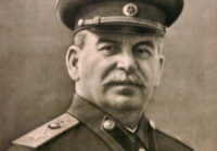 О 140-летии со дня рождения Иосифа Виссарионовича Сталина