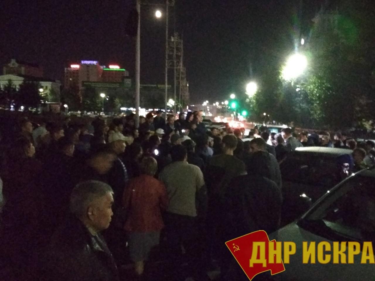 В Улан-Удэ задержан депутат-коммунист