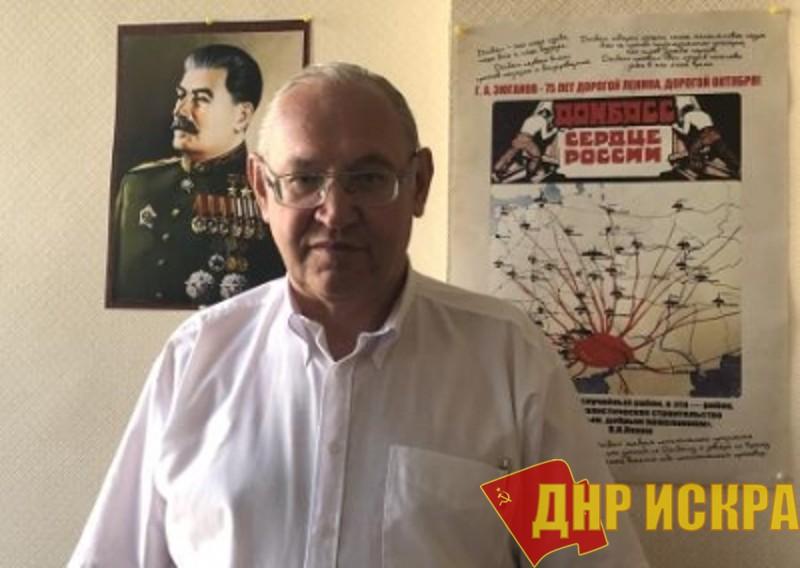 «Народ перестал понимать, чьё это государство». Борис Литвинов – о гражданском обществе, Минских соглашениях, ВТС, флешмобе и будущем ДНР