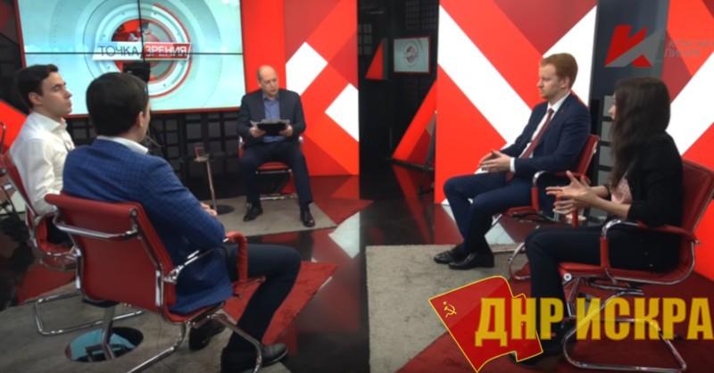 """Телеканал """"Красная линия"""". Время валить? (05.12.2019)"""