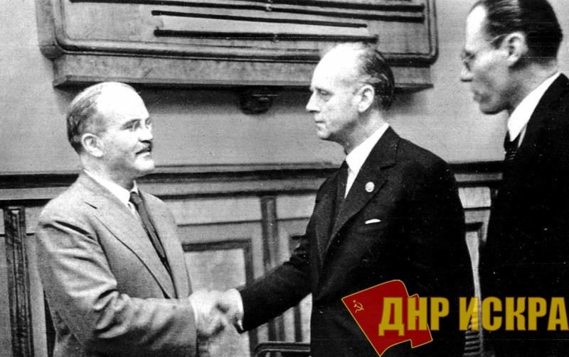 Пакт Молотова-Риббентропа: почему Сталину был нужен договор о ненападении