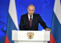 Степень доверия россиян к Путину за два года снизилась вдвое