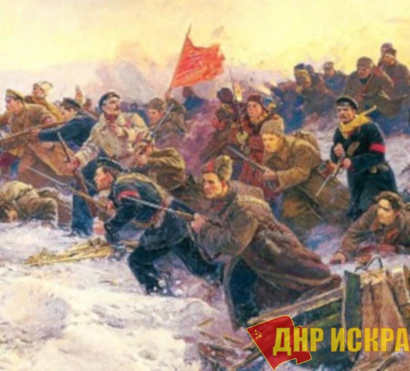 Как рождалась Красная Армия