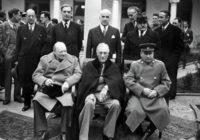 «Большая тройка» о мироустройстве после войны