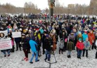 Количество протестов в России растёт. Но пока количество ещё не перешло в новое качество