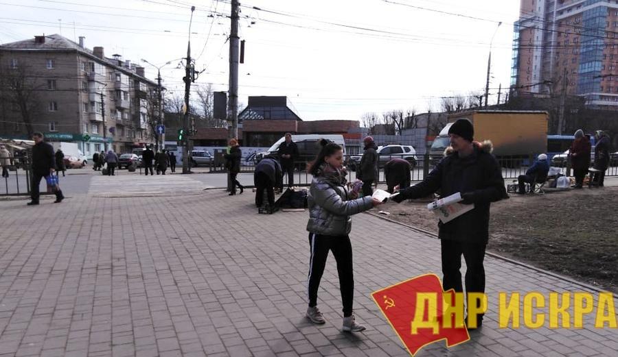 В Тульской области прошли пикеты в рамках всероссийской акции протеста КПРФ