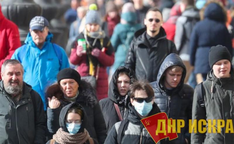 В России Путина средний класс жирует на 17 тысяч и ни в чем себе не отказывает