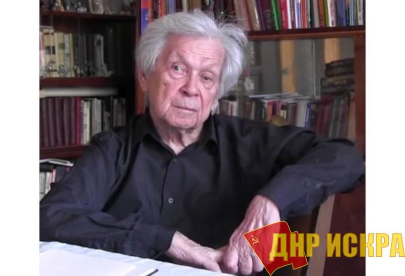Разговор с Ричардом Ивановичем Косолаповым об исторических событиях в СССР
