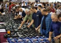 Распродажа огнестрельного оружия