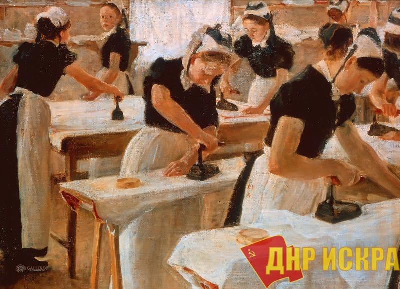 Восьмое марта как приговор администрации. О борьбе женщин на заводах Тверской губернии в начале XX века