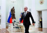 20 лет у власти: Путин становится как Ельцин в самый разгар мирового кризиса
