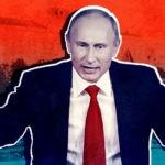 Выдаёт желаемое за действительное. Путин заявил, что Россия «выполнила план по революциям»