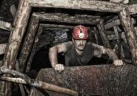 Нелегкий труд шахтера