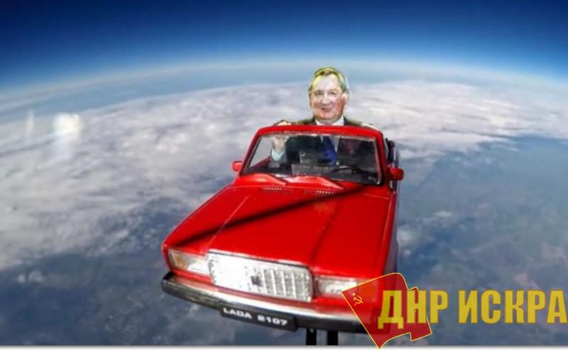 Путин поручил «Роскосмосу» и РАН заняться освоением стратосферы