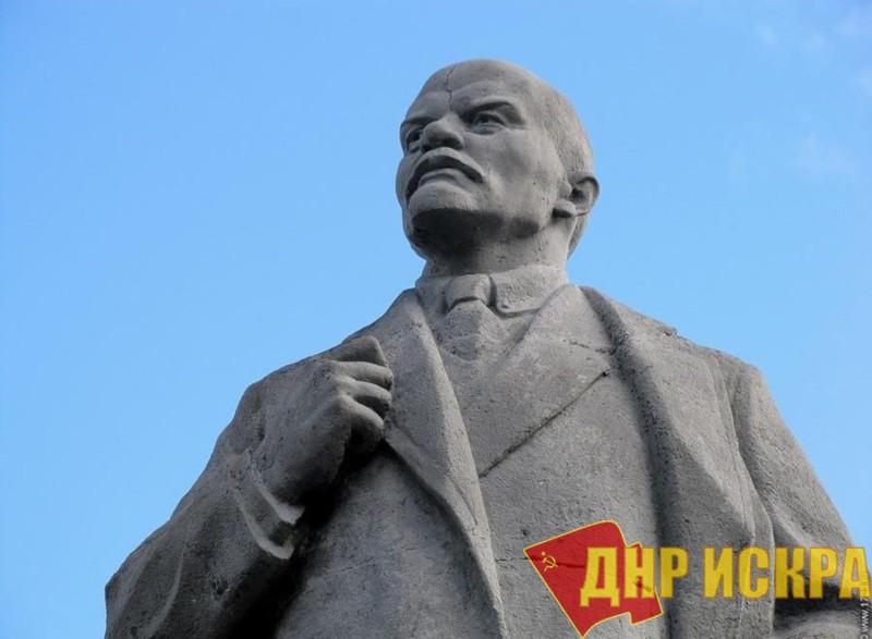 Ленина ликвидаторам не сдадим!