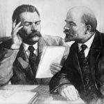 К 150-летию со дня рождения В. И. Ленина. М. Горький о В. И. Ленине