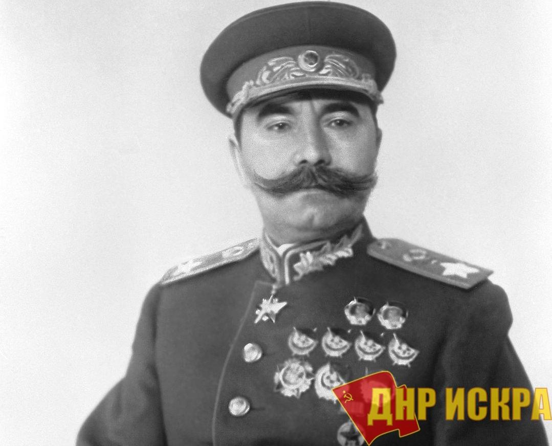 25 апреля. День рождения Семена Михайловича Буденного