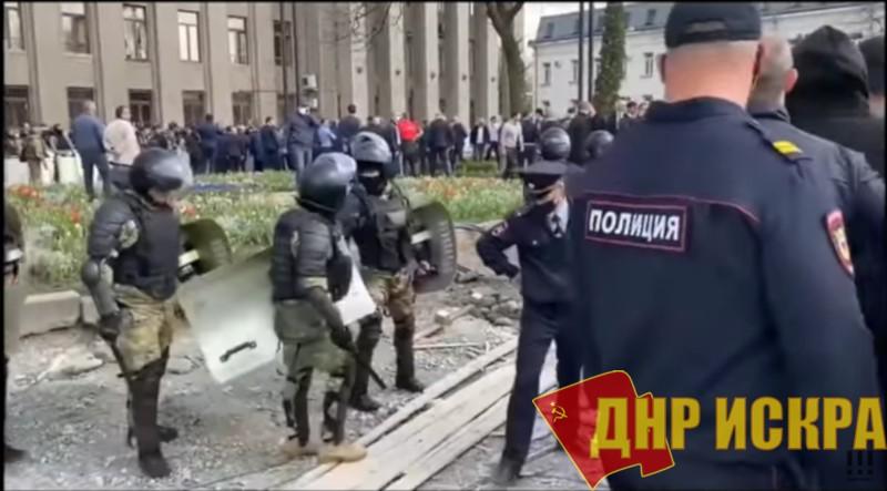 Бунт в Северной Осетии: причины и выводы. Депутат ГД от КПРФ Казбек Тайсаев: