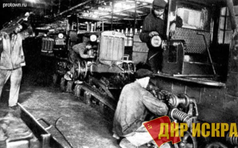 СССР и Германия: битва экономик