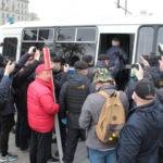 Задержания в День Победы – признак фашизации режима!