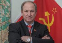 Валерий Рашкин ставит вопрос о расследовании задержаний депутатов и их помощников в День Победы