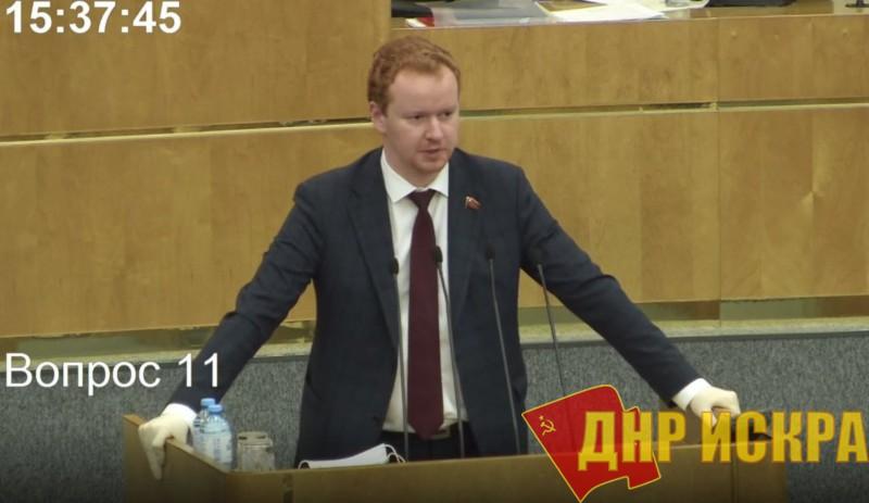 Денис Парфенов: «Электронные выборы – фиговый листок для узурпации»