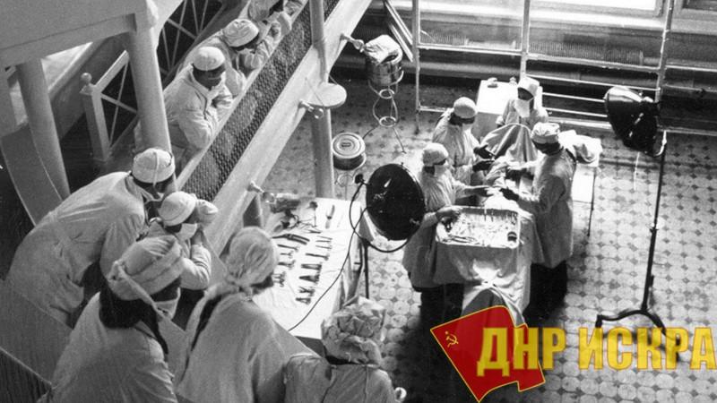 Юрий Афонин: «Ленинская система здравоохранения спасла миллионы жизней в годы войны. Ее наследие спасает нас и сегодня»