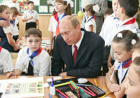 """Теперь детей научат """"Родину любить"""": Путин озаботился воспитанием детей"""