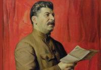 Сталин о великом творце Великой Победы