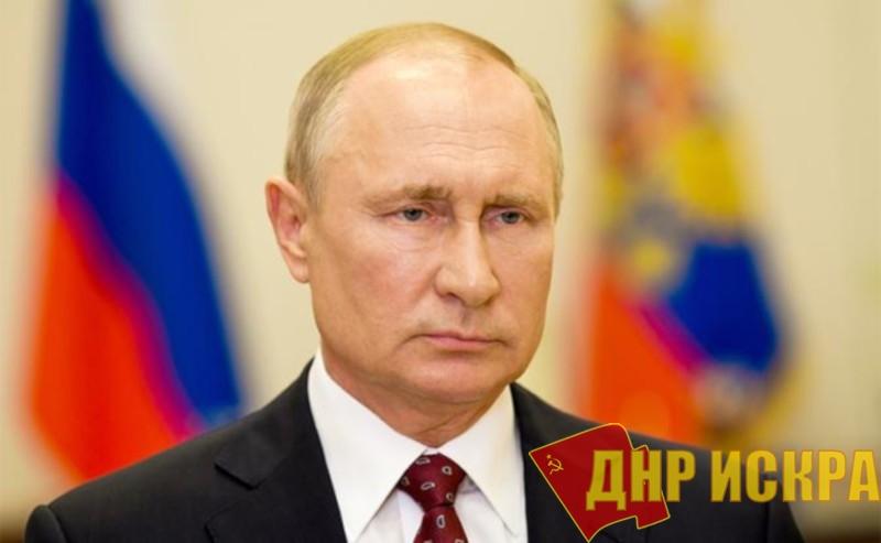 COVID-19 разоблачил миф о Путине как о сильном лидере и его сильном государстве