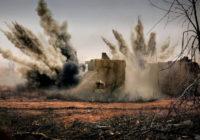 Донбасс под обстрелом