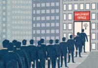 Эксплуатация увеличивается, заработная плата сокращается. Рост безработицы в Великобритании достиг беспрецедентных темпов