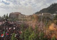Трудящиеся Чили на передовой в борьбе с капиталом