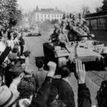 К 75-летию Великой Победы. Война развернулась на запад