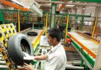 Завод MRF в Индии
