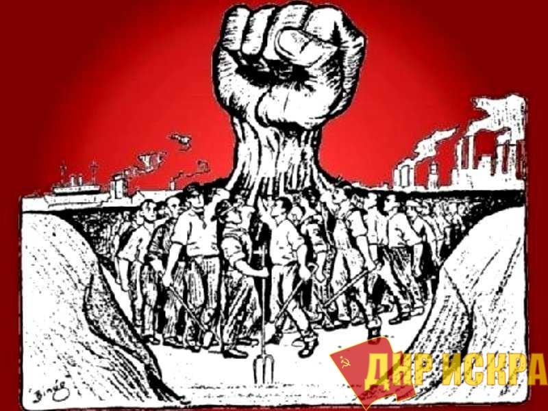 Виктор Трушков: «Пролетариат — неуклюже и узко?»