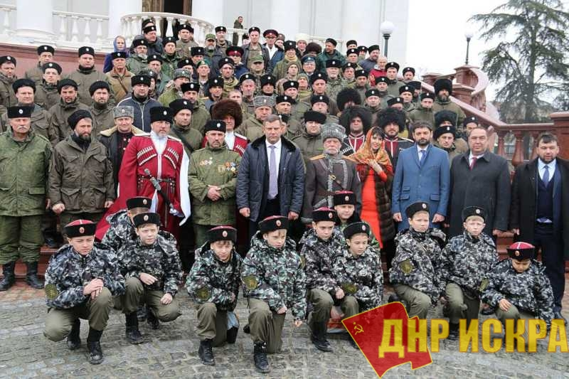 Открытое письмо к Главе и главнокомандующему ДНР.