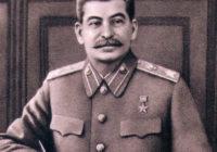Иосиф Сталин о психологической войне против Советского народа
