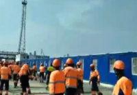 Волнения на строительстве ГПЗ в Амурской области – закономерная примета капитализма