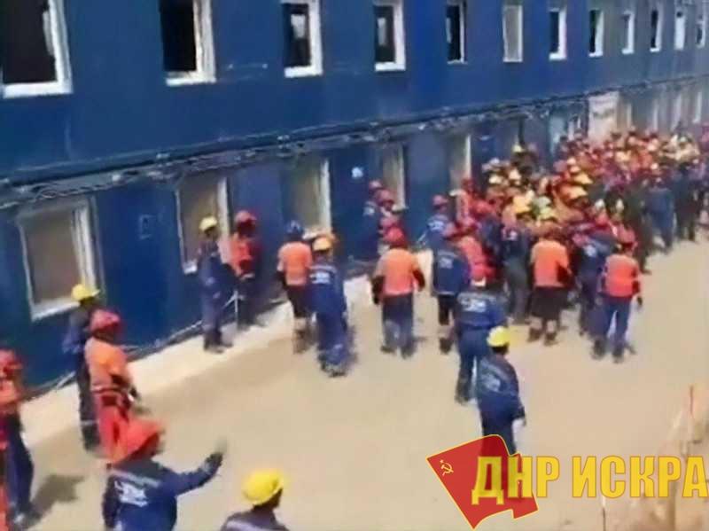 Восстание на строительстве Амурского ГПЗ