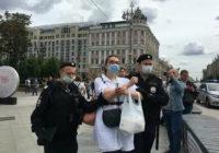 Народный протест не задушить!