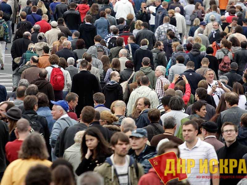 Демографический кризис обостряется