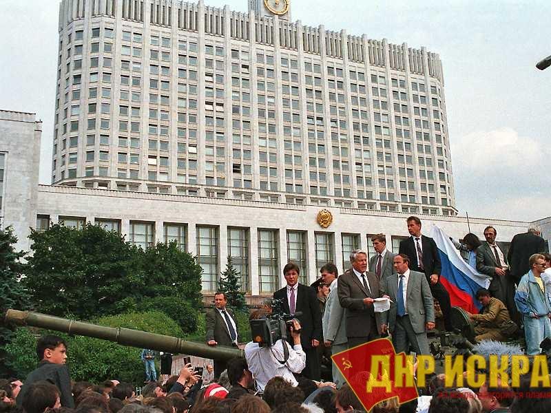 На защиту правительства от ворон потратят 42 миллиона рублей