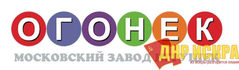 Логотип Московского завода игрушек