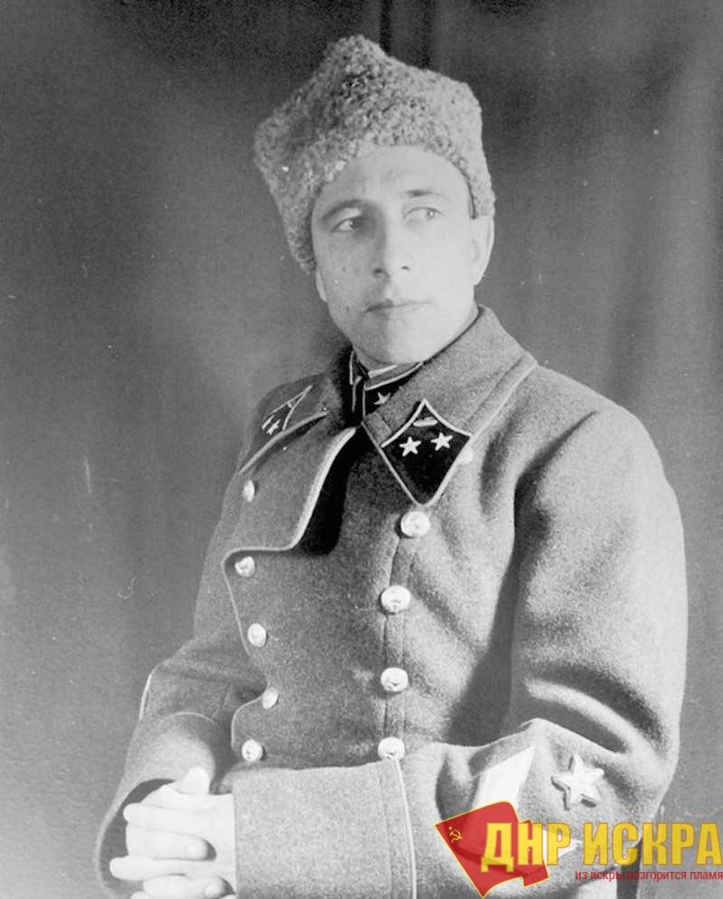 Михаил Ефимович Катукоа
