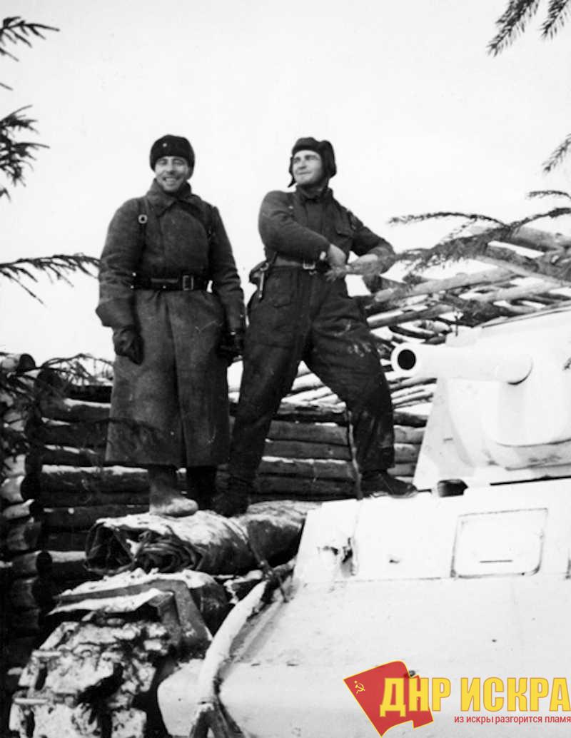 Западный фронт, ноябрь 1941 года