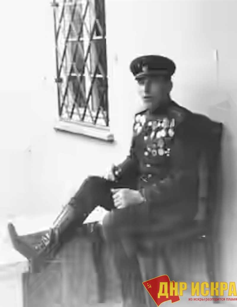 Михаил Ефимович Катуков в Берлине