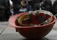 Забастовка шахтеров Кривбасса продолжается
