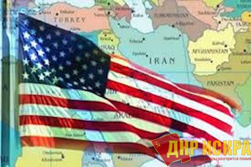 Империалисты готовят новую мировую. Ближний Восток. Вашингтонский пакт