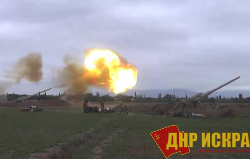 Война между Армений и Азербайджаном